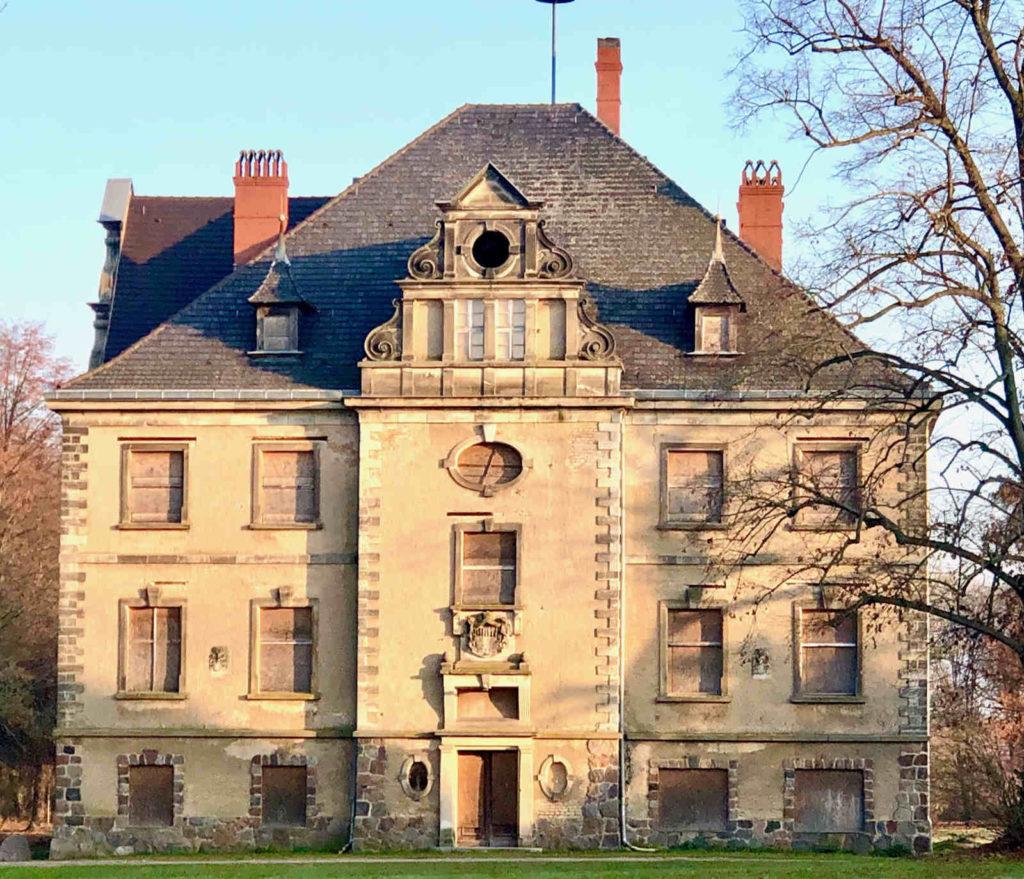 Makler Baruth/Mark 15837: Neues Schloss