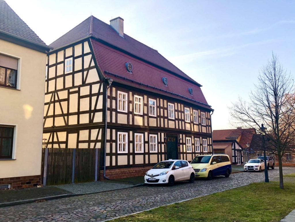 Makler Baruth/Mark 15837: Pfarrhaus