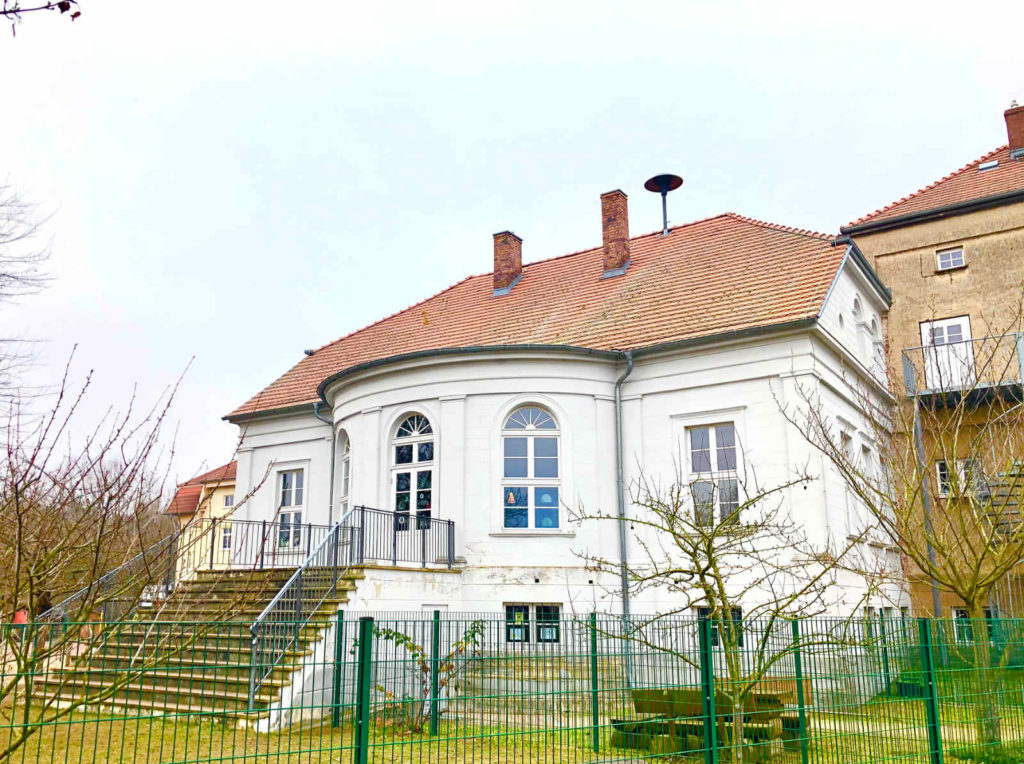 Makler Beetz (Kremmen) - alter Gutshof