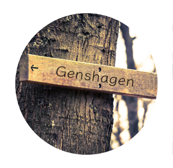 Makler Genshagen 14974 Teltow Fläming - Wegweiser