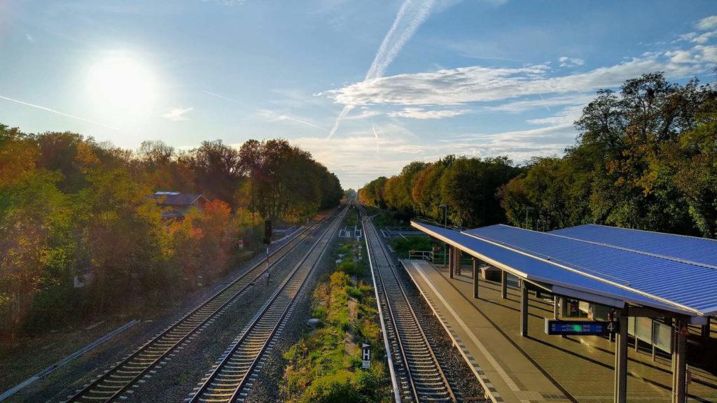 Makler Hoppegarten: S-Bahnhof Hoppegarten