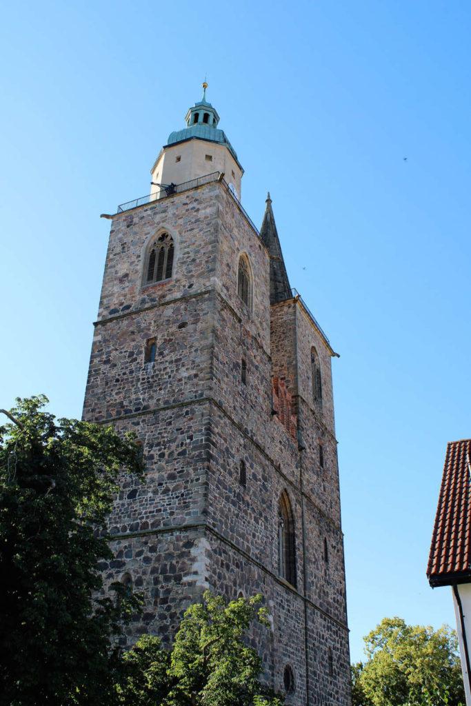 Makler Jüterbog - St. Nikolai Kirche