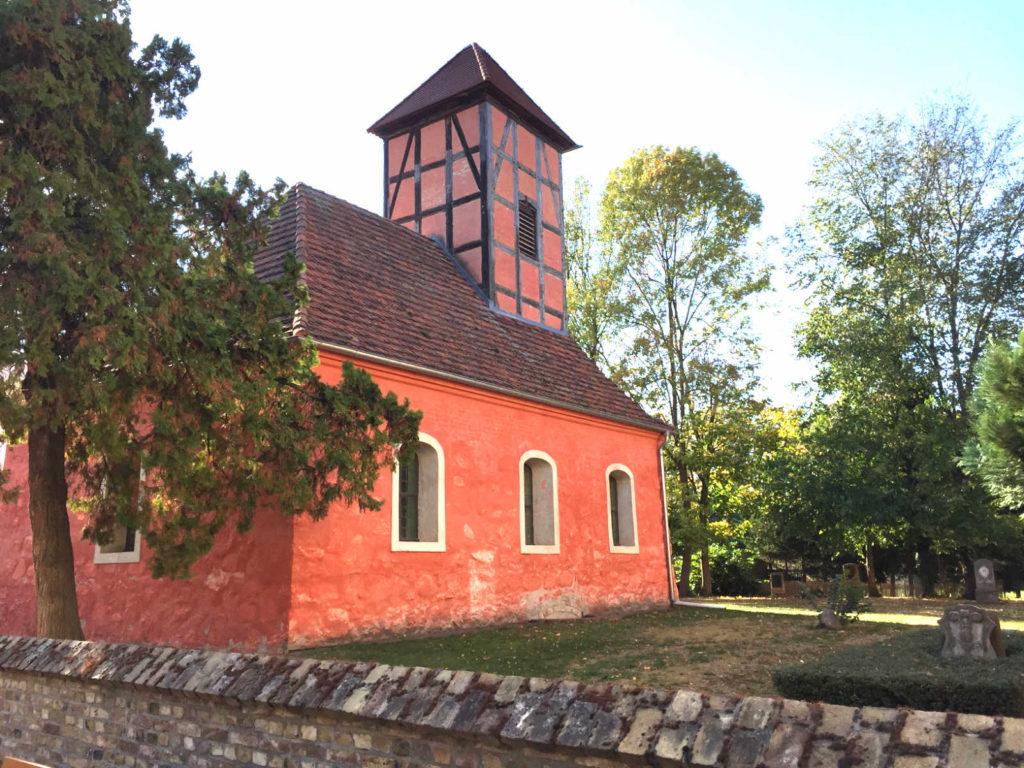 Makler Kemnitz 14542: Dorfkirche