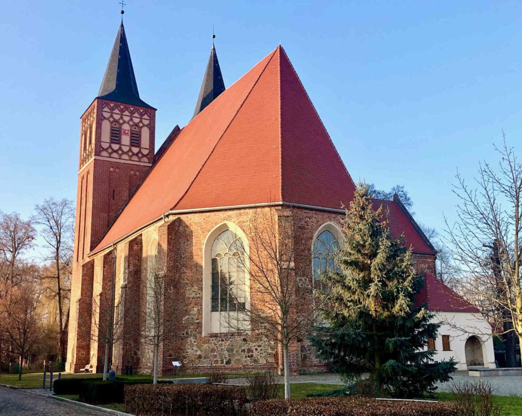 Makler Baruth/Mark 15837: Stadtpfarrkirche St. Sebastian
