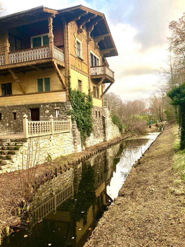Immobilienmakler in Klein Glienicke 14482