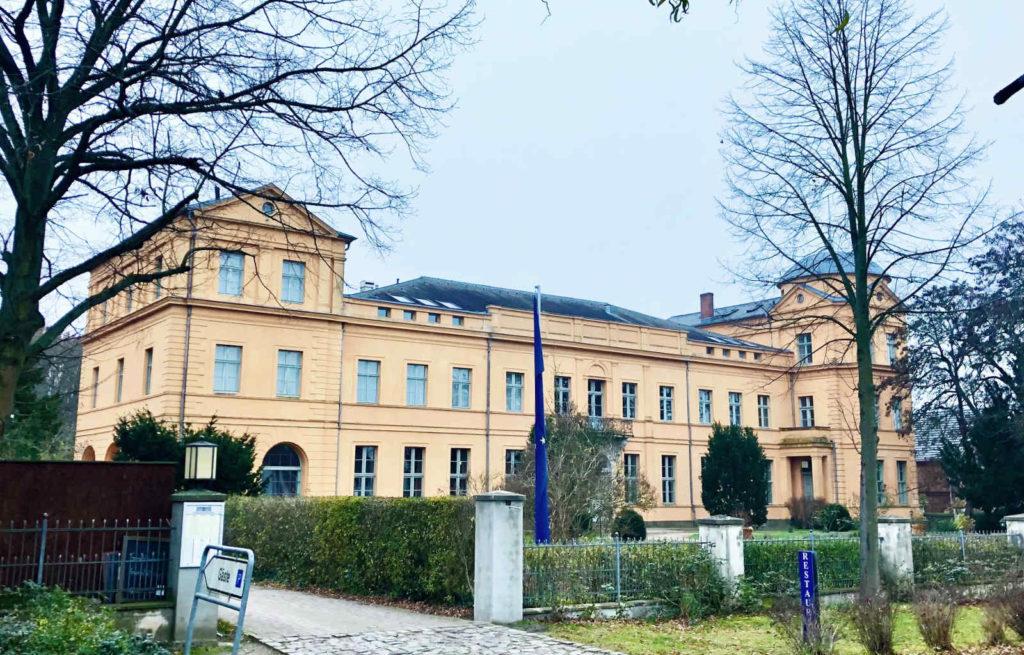 Makler Kremmen - Groß-Ziethen, Schloss