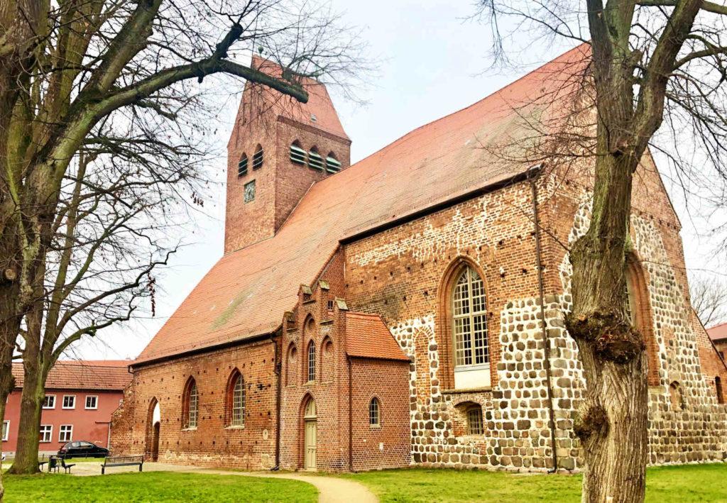 Makler Kremmen Kirche St. Nikolai