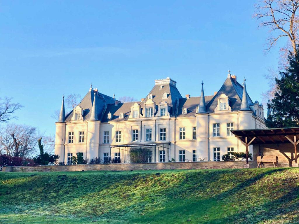 Makler Lanke: Schloss im Renaissance-Stil