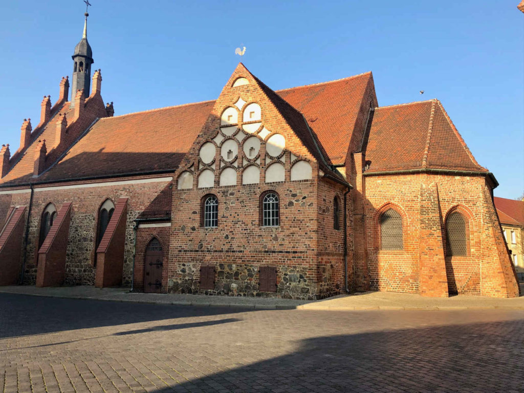 Makler Luckenwalde -  St. Johanniskirche