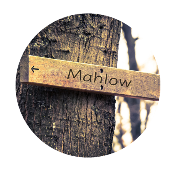 Makler Mahlow 15831: Wegweiser