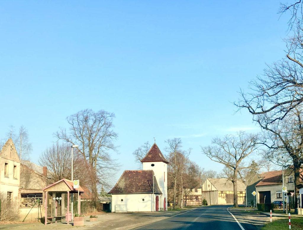 Makler Nuthe-Urstromtal 14947: Historischer Dorfkern