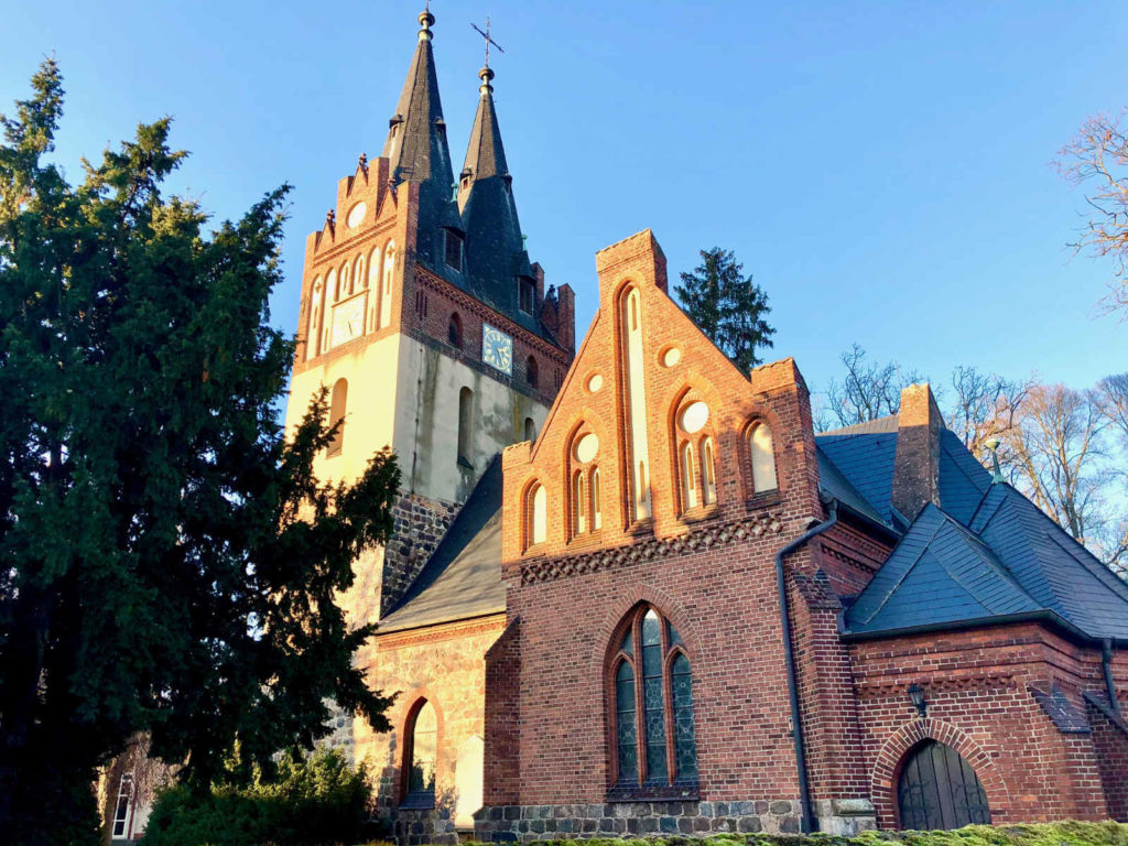 Makler Zepernick, Panketal: Annenkirche