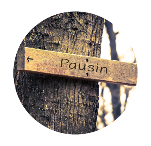 Makler Pausin 14621, HVL: Wegweiser