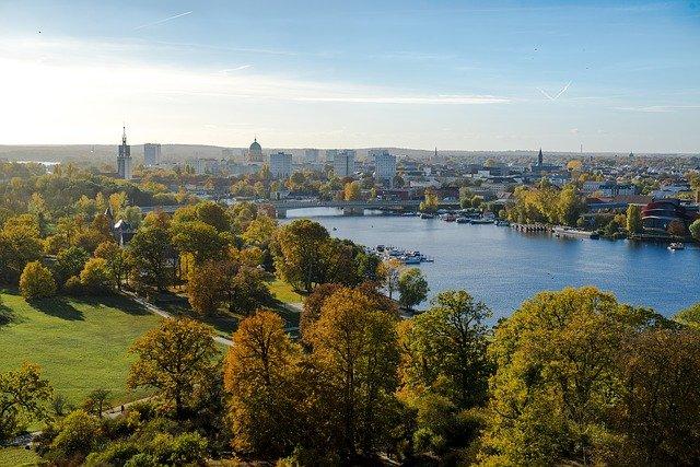 Makler in Kartzow 14476: Stadtansicht Potsdam