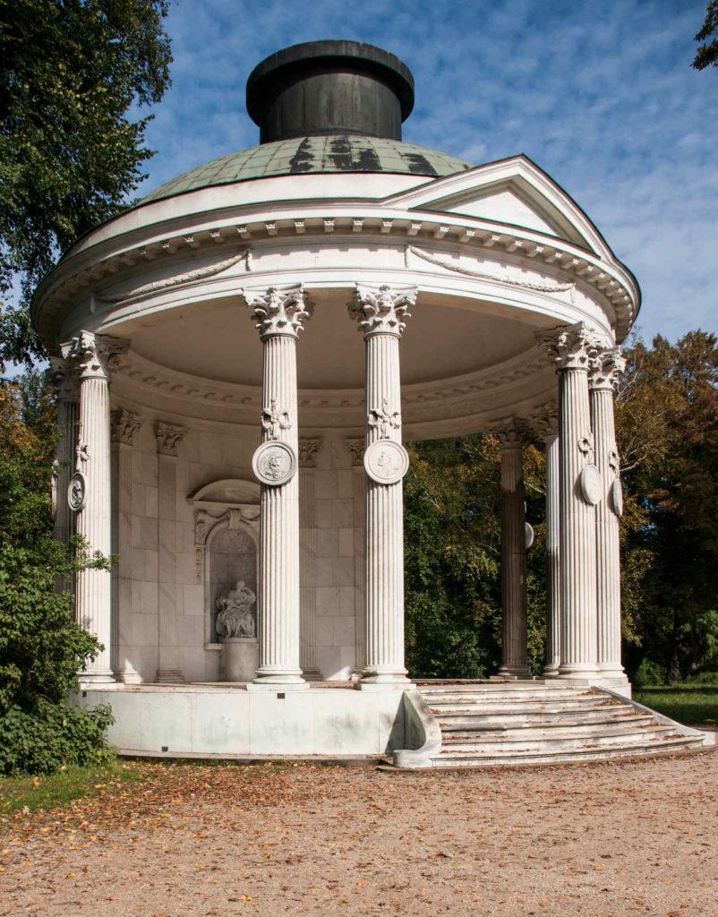 Freundschaftstempel in Potsdam