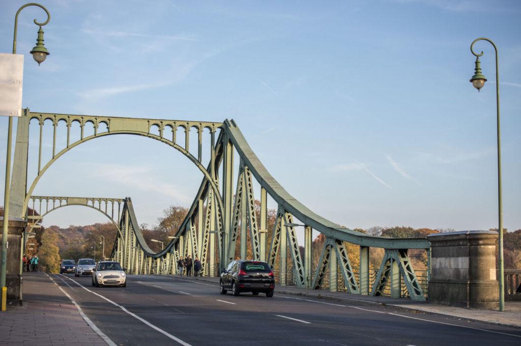 Immobilienmakler Potsdam: Die Glienicker Brücke