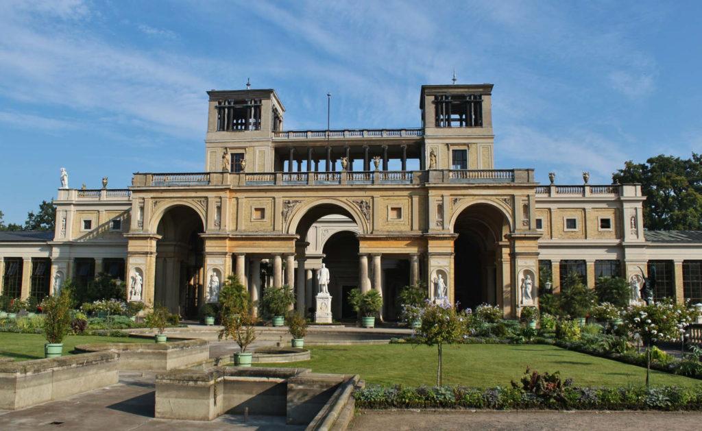 Immobilienmakler für Potsdam: Die Orangerie im Schlosspark