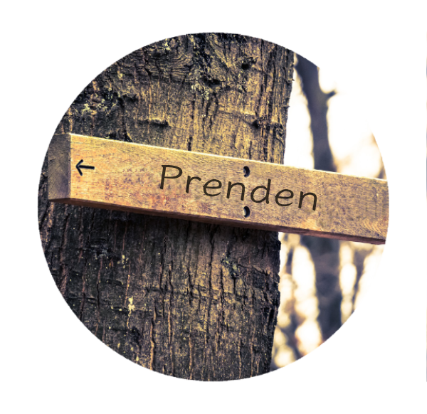 Makler Prenden 16348: Wegweiser