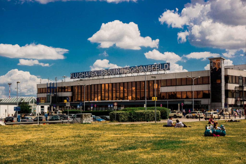 Makler Schönefeld: alter Flughafen
