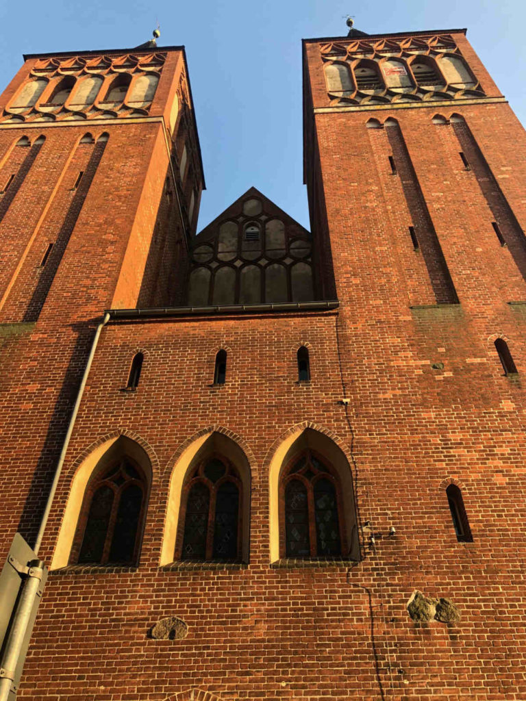Makler Baruth/Mark 15837: Stadtkirche Doppelturm