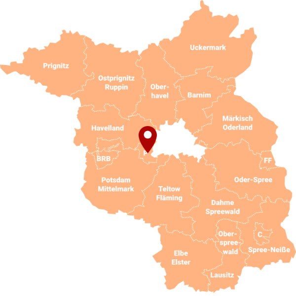 Makler Teltower Vorstadt 14478: Karte