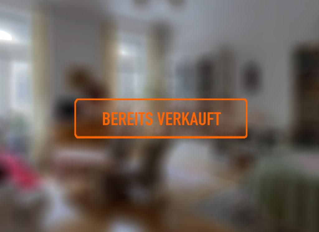 Eigentumswohnung Friedenau - verkauft