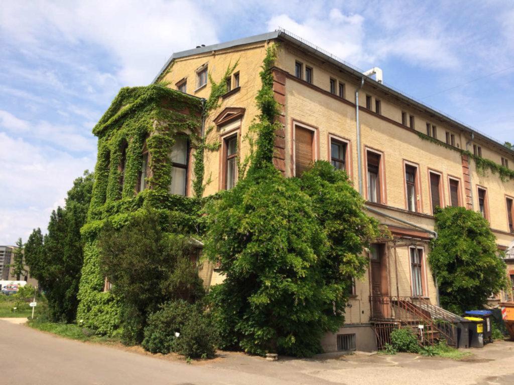 Makler Baumschulenweg: Arboretum