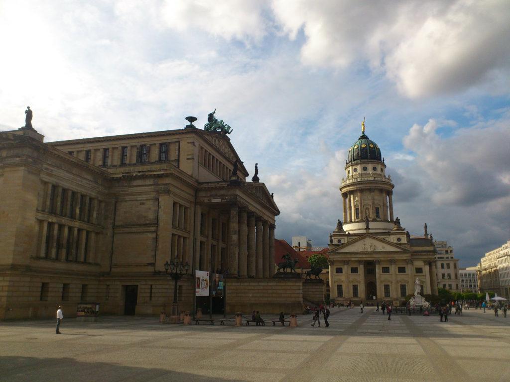 Makler Berlin-Mitte: Gendarmenmarkt