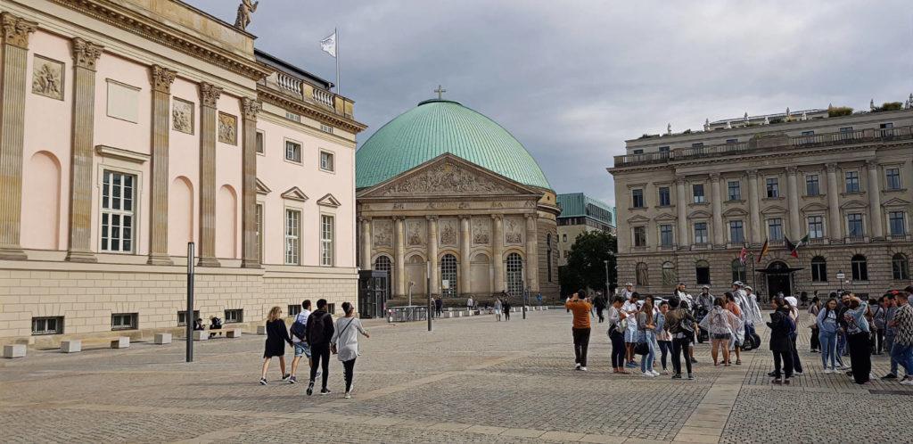 Makler Berlin-Mitte: Bebelplatz