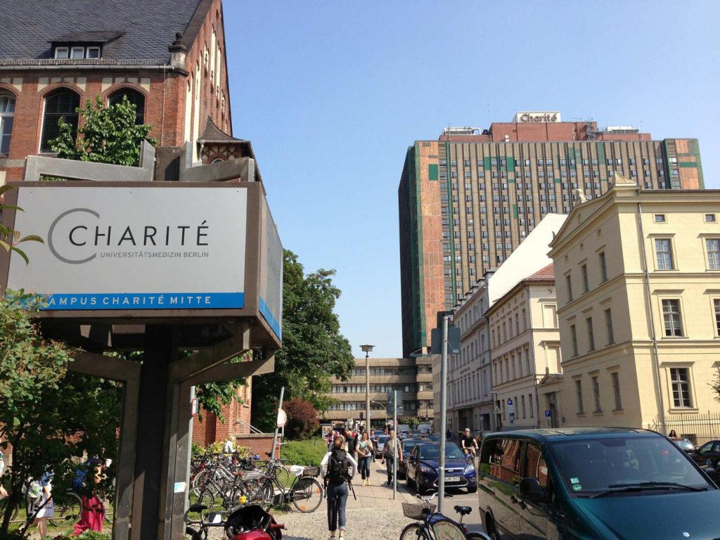 Makler Berlin-Mitte: Luisenstraße Charite