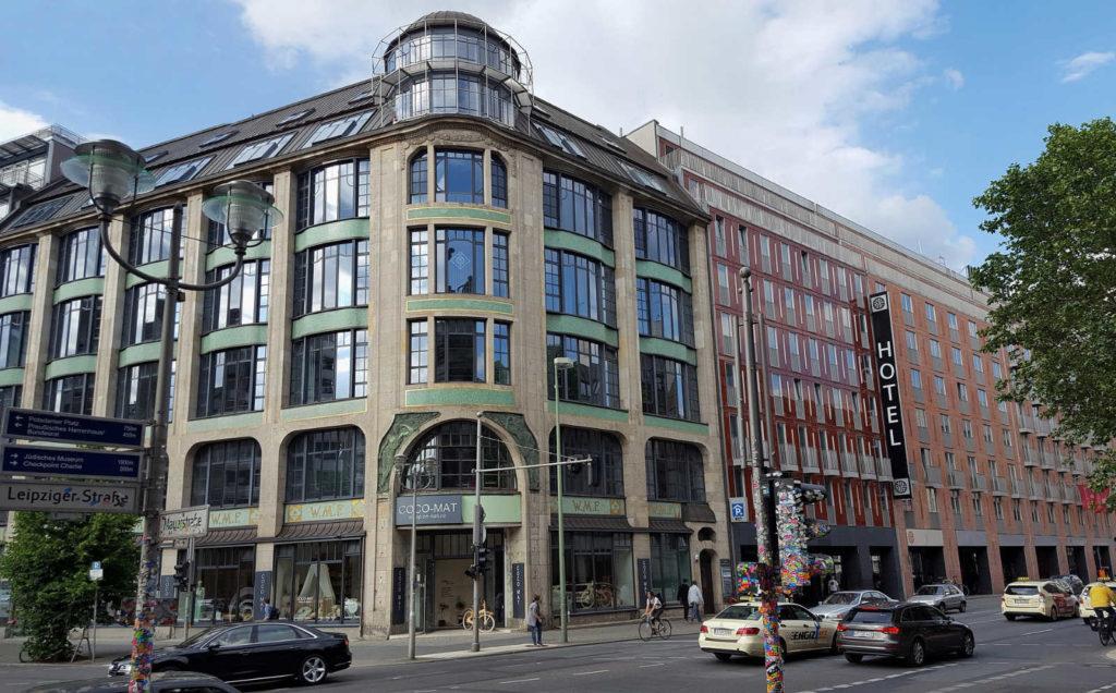 Makler Berlin-Mitte: Leipziger Str. WMF Haus
