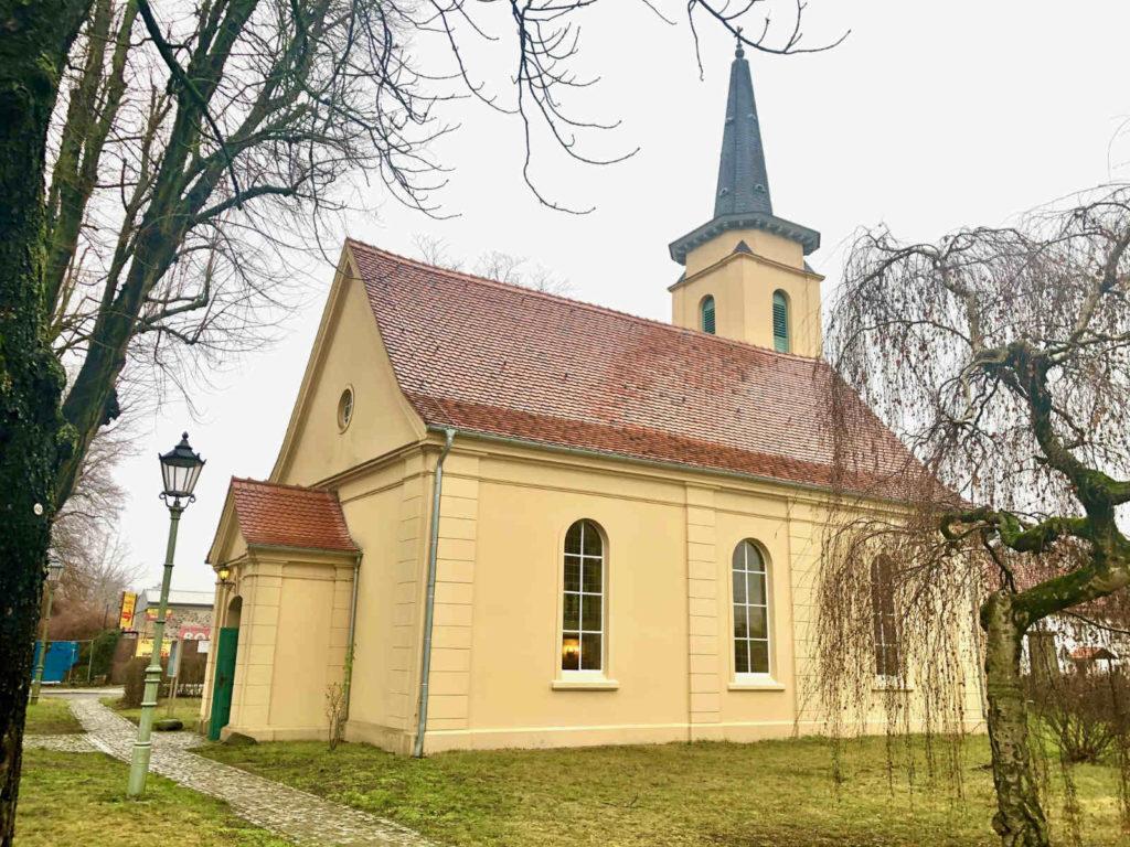 Makler Bohnsdorf: Kirche