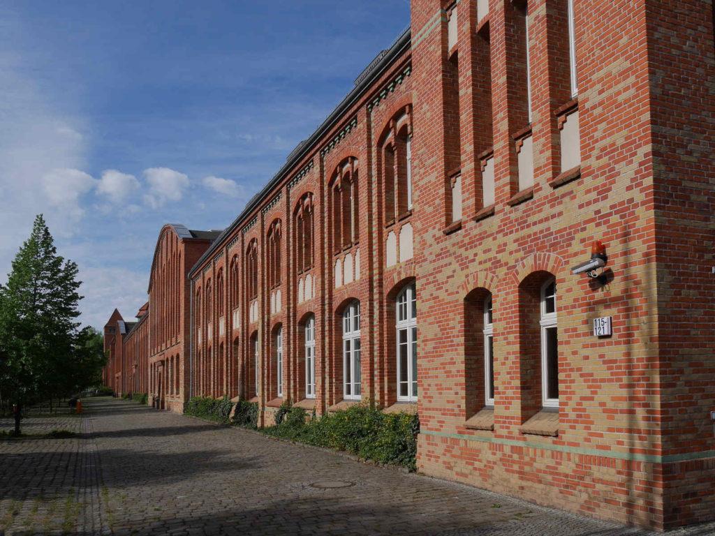 Makler Borsigwalde - Industriearchitektur