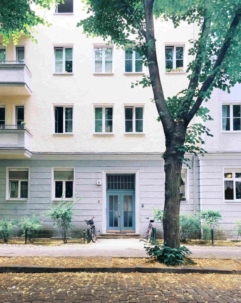 Makler Boxhagener Platz 10245: Fassade in der Dossestraße