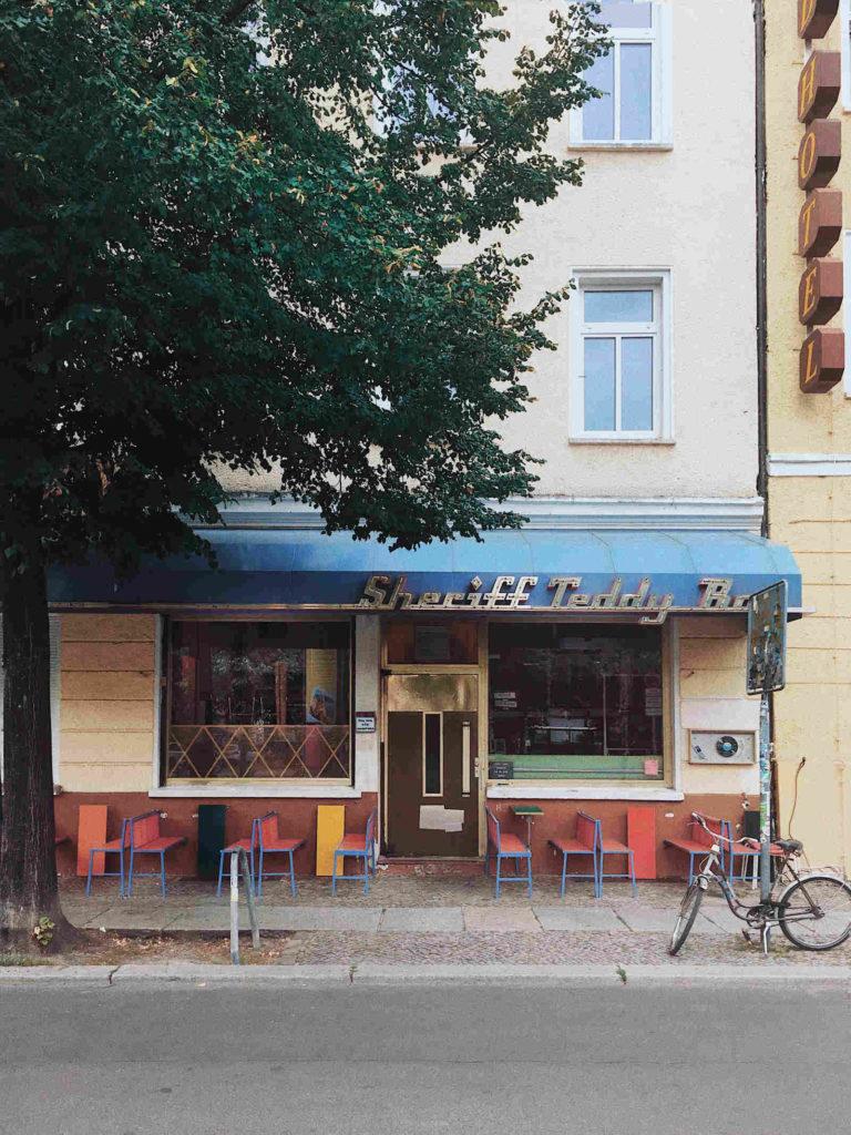 Makler Boxhagener Platz 10245: Cafe am Boxi
