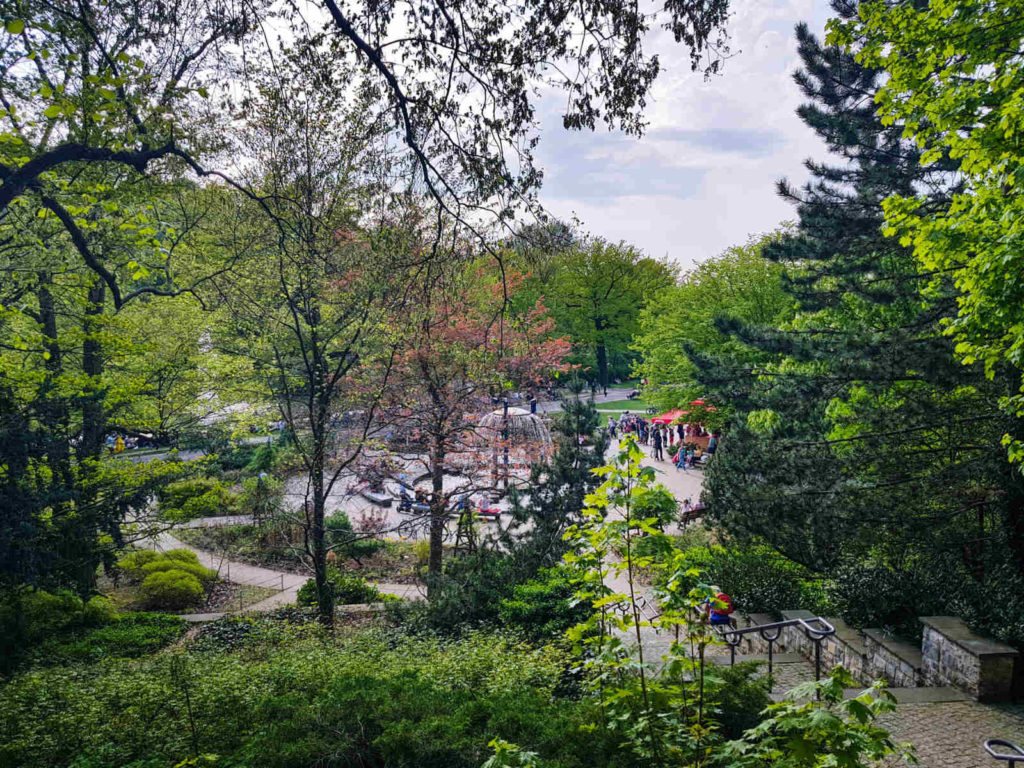 Makler Friedrichshain: Volkspark