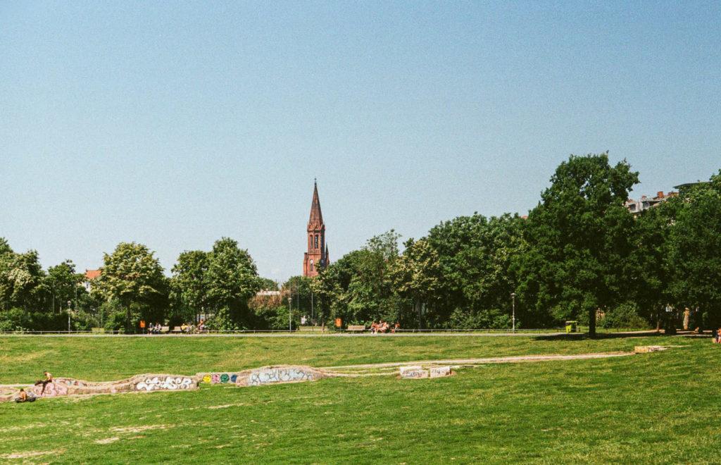 Makler SO 36: Görlitzer Park