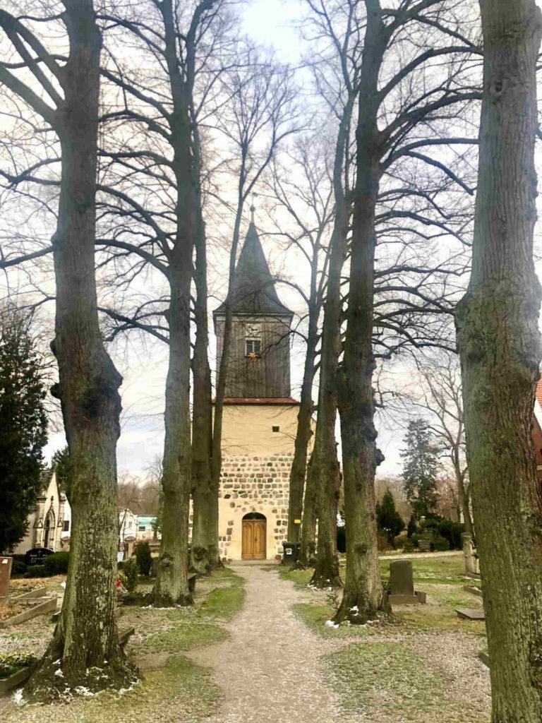 Makler Groß Glienicke - Kirche