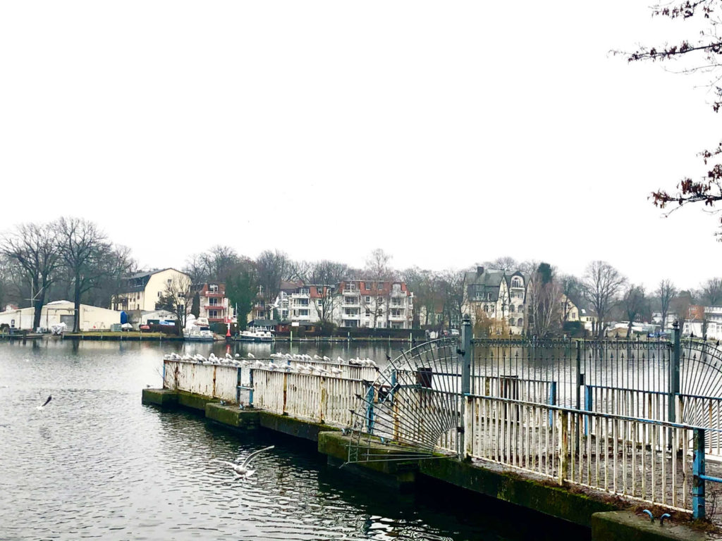 Makler Treptow-Köpenick: Grünau alter Anleger