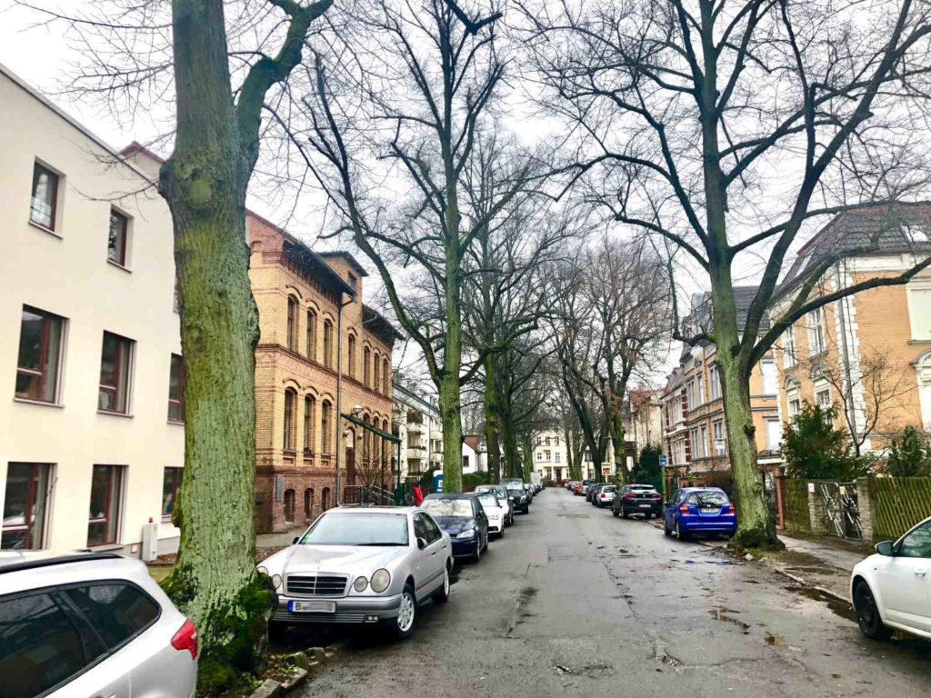 Makler Grünau: Baderseestraße