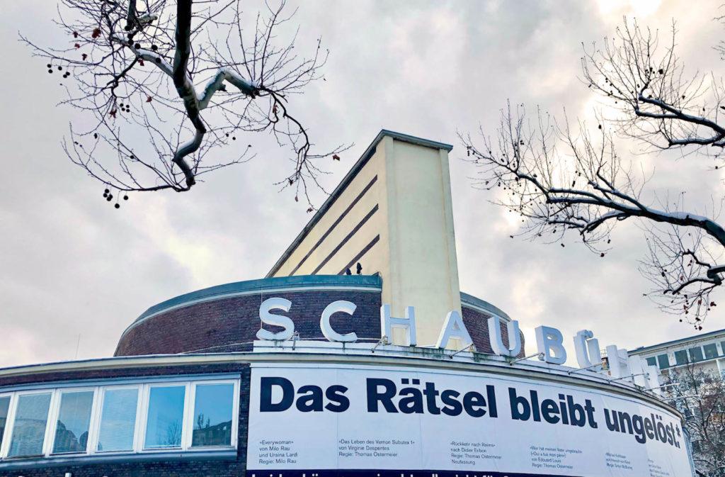 Makler Wilmersdorf: Mendelsohns Schaubühne