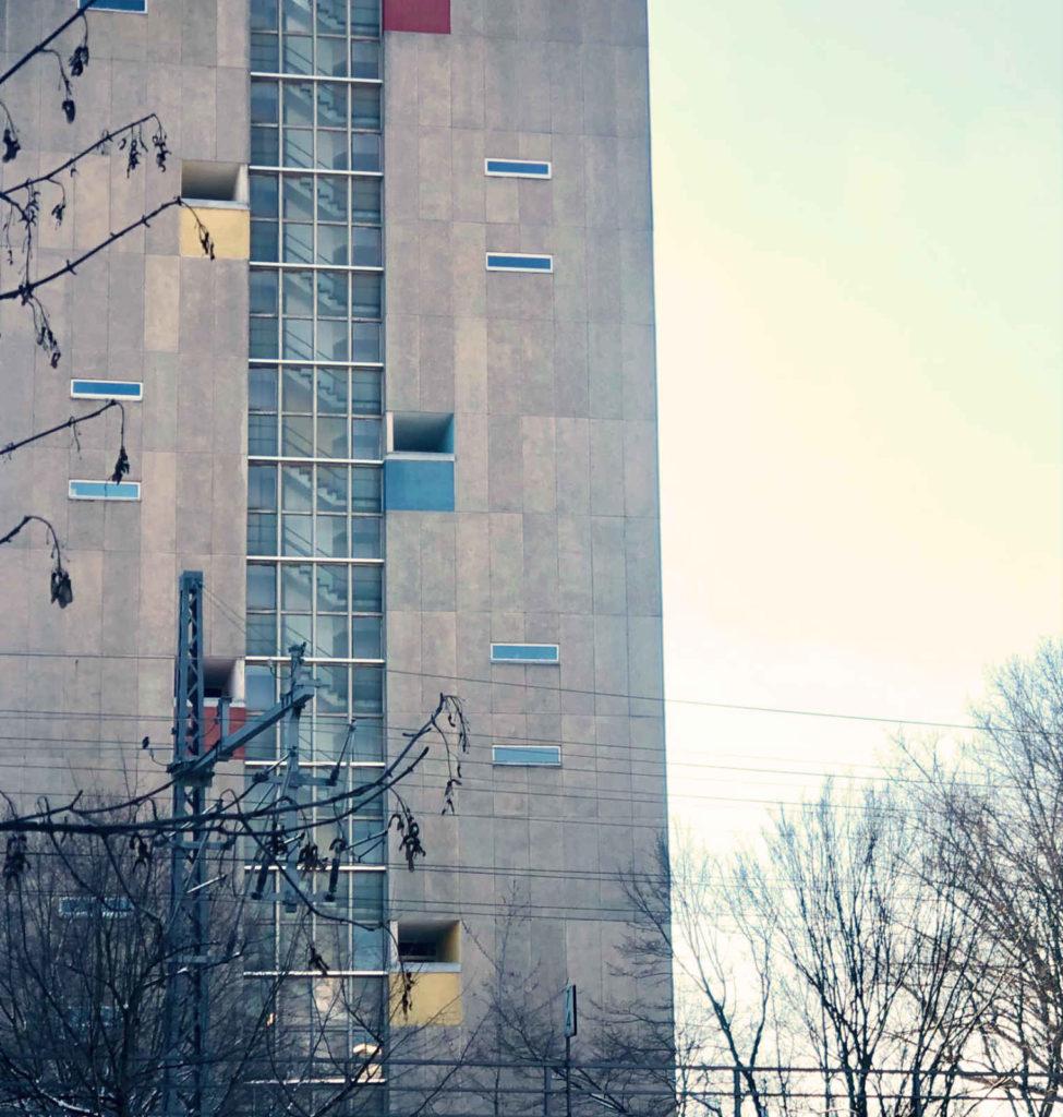 Makler Hansaviertel - IBA Gebäude