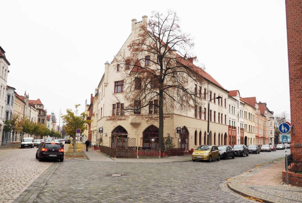 Makler Wittenberge - Immobilien im Jahnschulviertel Wittenberge