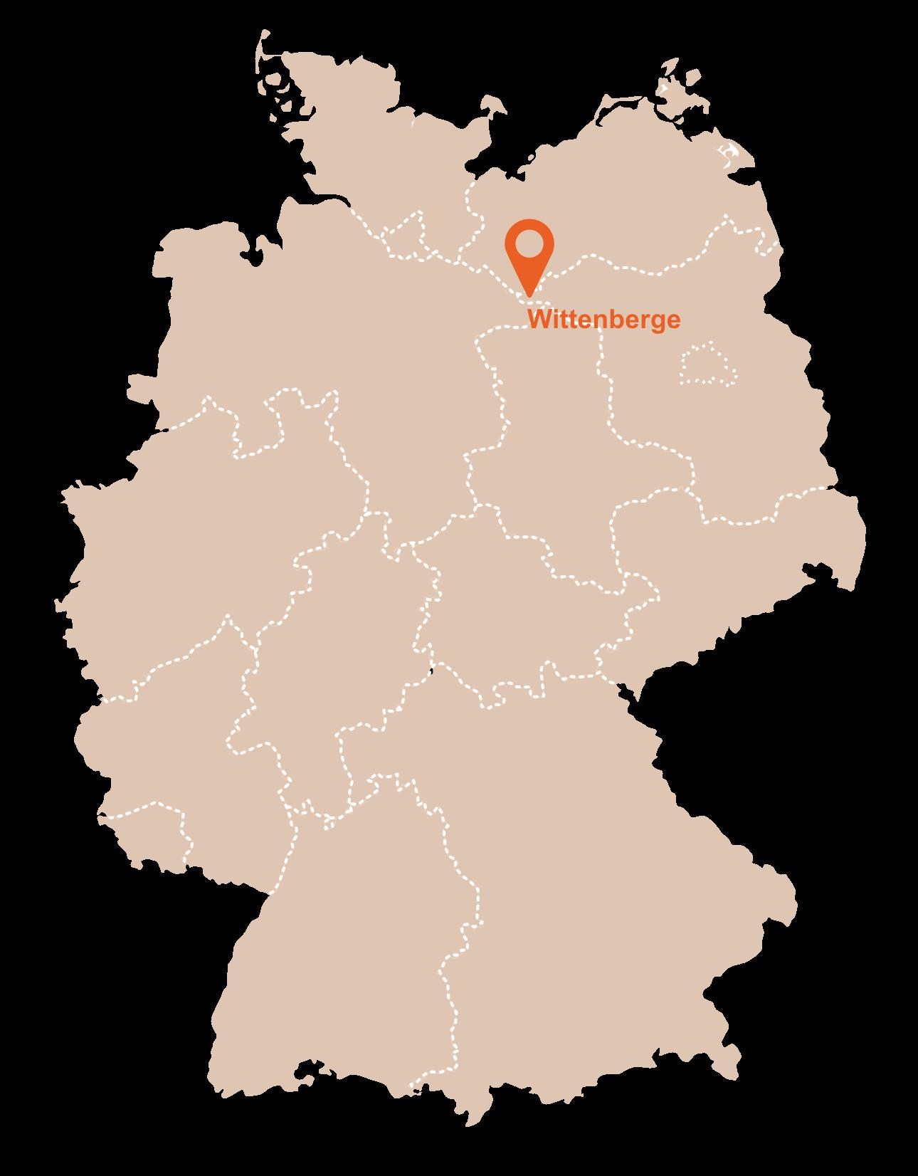 Immobilie Wittenberge Karte