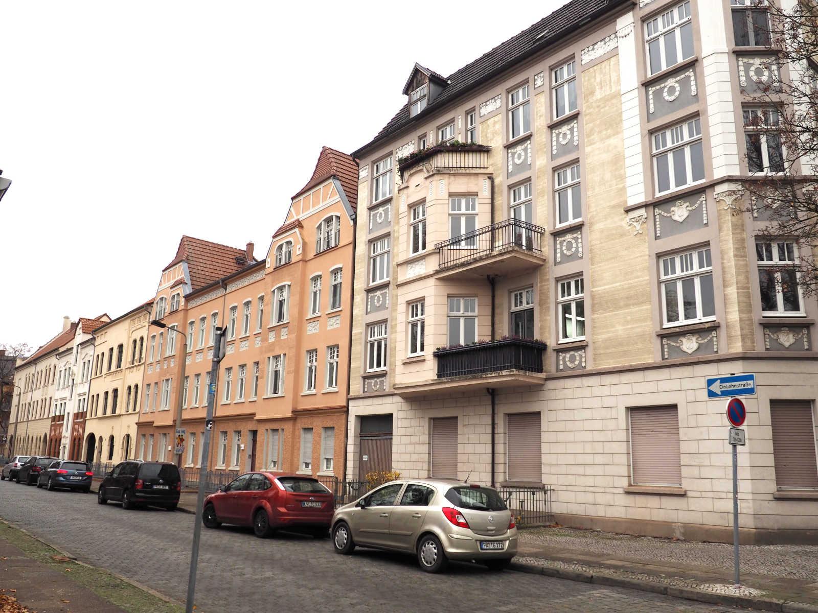 Mehrfamilienhäuser Invenstitionsobjekte in Wittenberge
