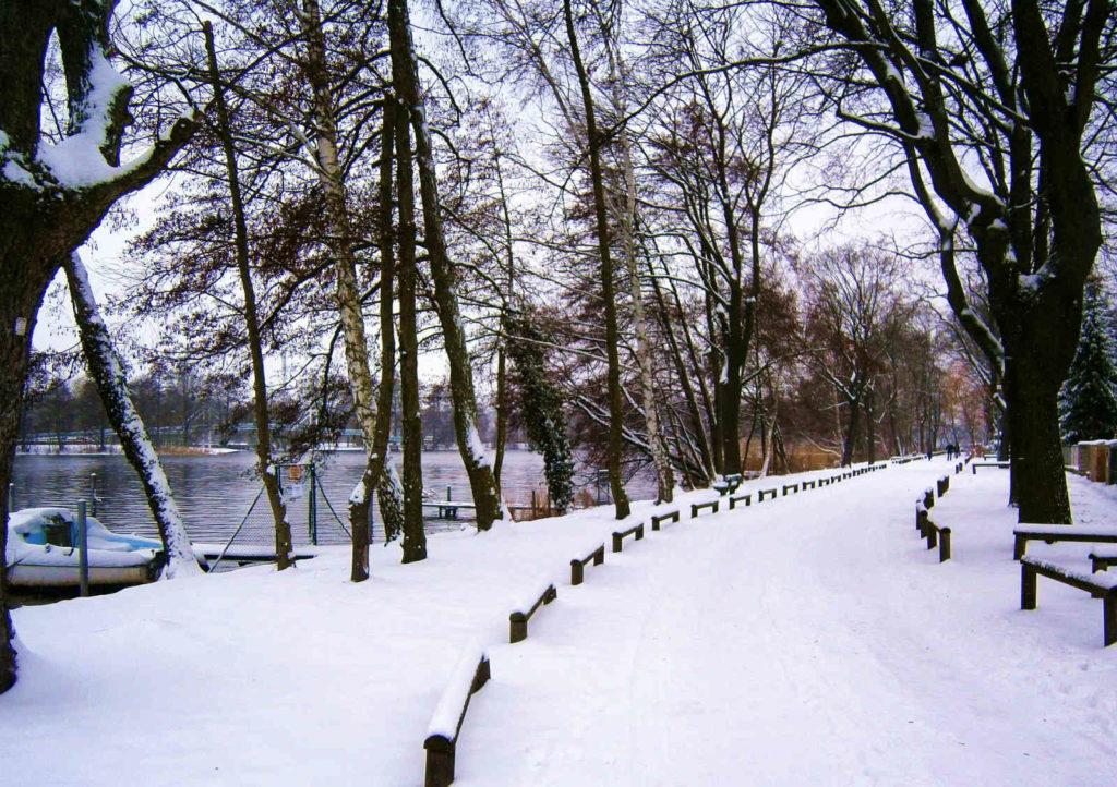 Makler Reinickendorf - Park Konradshöhe