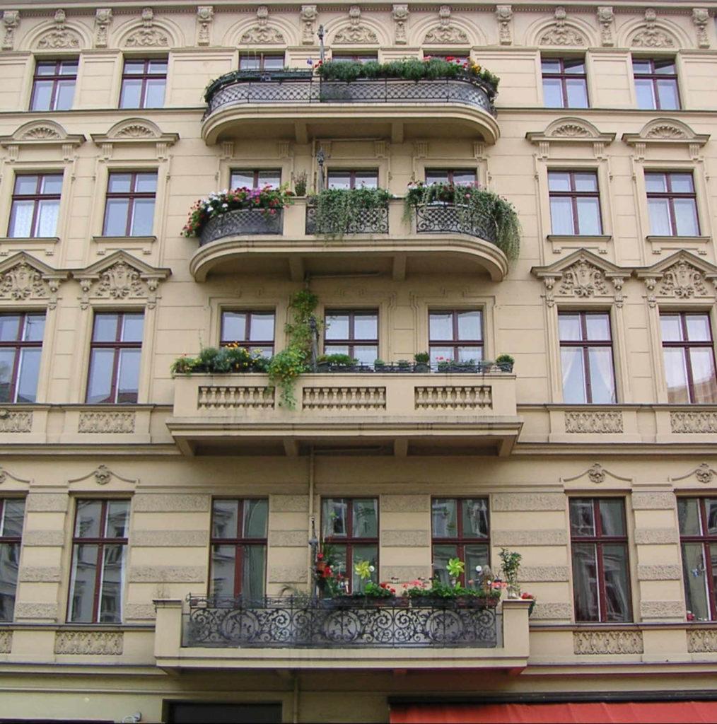 Makler Friedrichshain-Kreuzberg: Altbaubestand Kreuzberg Bergmannkiez
