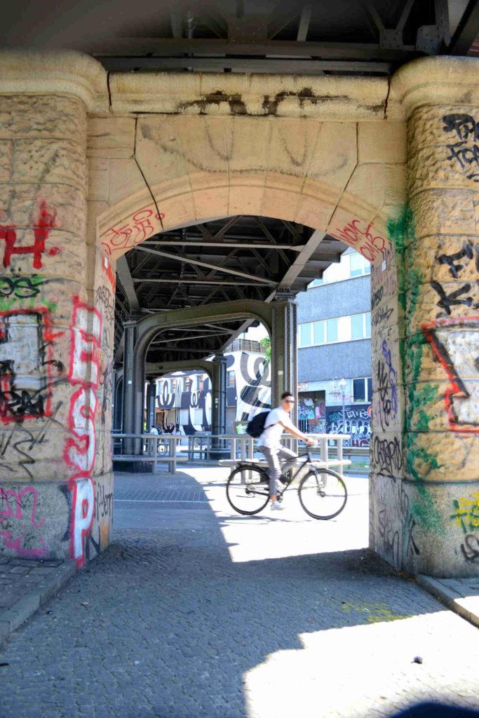 Makler SO 36: Hochbahn