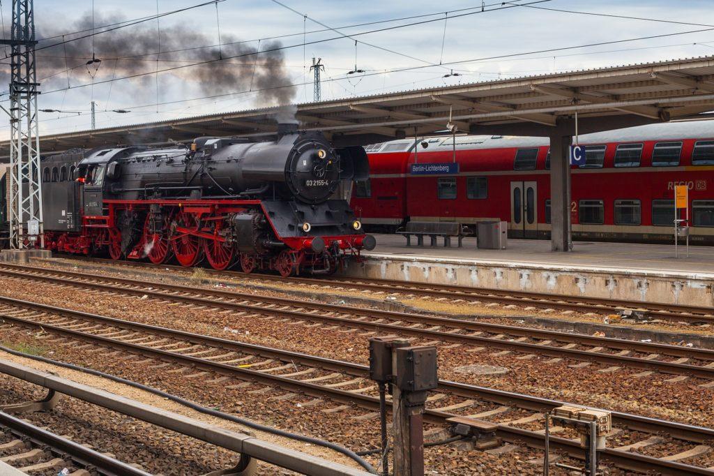 Makler Lichtenberg: Bahnhof