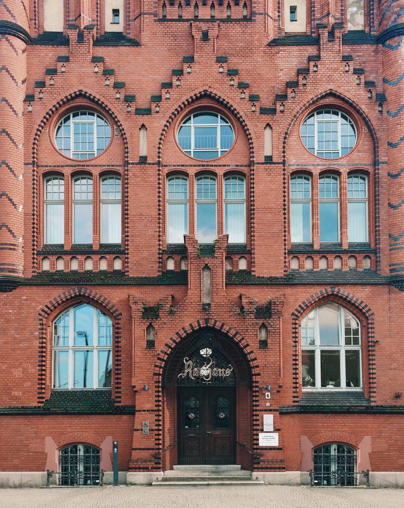 Makler Lichtenberg: Rathaus